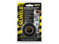 Everbuild Silweld Tape Black 3m