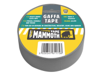 Everbuild Gaffa Tape Silver 50mm x 45m