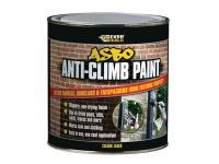 Everbuild Asbo Anti-Climb Paint Black 5 Litre