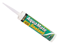 Everbuild Aqua Mate Silicone Transparent C3