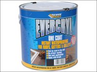 Everbuild Evercryl One Coat Compound Grey 2.5kg