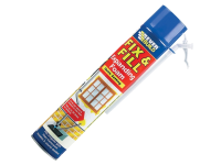 Everbuild Fix & Fill Expanding Foam Filler 750ml