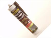Everbuild External Frame Acrylic Sealant Brown 310ml