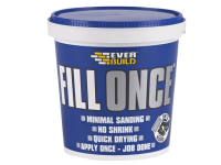 Everbuild Ready Mix Fill Once 650ml