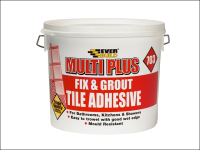 Everbuild Fix & Grout Tile Adhesive 5 Litre