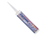 Everbuild Forever Clear Sealant 310ml