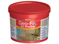 Everbuild Geo-Fix All Weather Grey 14kg