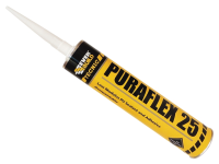 Everbuild Industrial Polyurethane 25 Sealant Brown C3