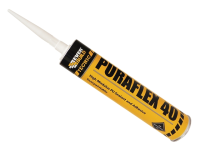 Everbuild Industrial Polyurethane 40 Sealant White C3