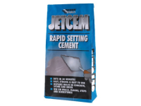 Everbuild Jetcem Rapid Set Cement 12kg (4 x 3kg Packs)