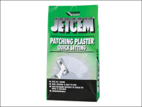Everbuild Jetcem Quick Set Patching Plaster (Single 6kg Pack)
