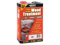Everbuild Triple Action Wood Treatment 5 Litre