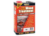 Everbuild Triple Action Wood Treatment 5 Litre