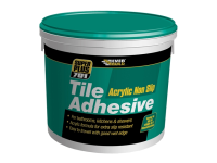 Everbuild Non Slip Tile Adhesive 10 Litre 16kg