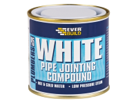 Everbuild P15 Plumbers White Pipe Joint Compound 400g