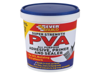 Everbuild Super Strength PVA Adhesive 600ml