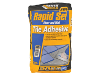 Everbuild Rapid Set Tile Mortar 20kg