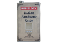 Everbuild Resiblock Indian Sandstone Sealer Invisible 5 Litre