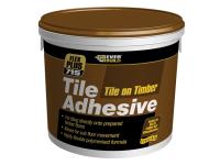 Everbuild Tile on Timber 10kg