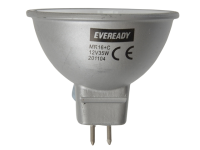 Eveready Lighting MR16 Dichroic ECO Halogen Lamp 35 Watt (50 Watt) 12v Card of 2
