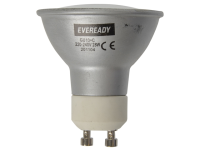 Eveready Lighting GU10 ECO Halogen Bulb 240v 28 Watt (35 Watt) Card of 2