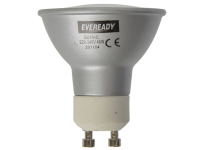 Eveready Lighting GU10 ECO Halogen Bulb 240v 40 Watt (50 Watt) Card of 2