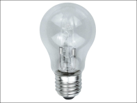 Eveready Lighting GLS ECO Halogen Bulb 28 Watt (36 Watt) ES/E27 Edison Screw Box of 1