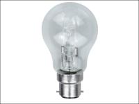 Eveready Lighting GLS ECO Halogen Bulb 28 Watt (36 Watt) BC/B22 Bayonet Cap Box of 1