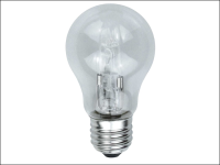 Eveready Lighting GLS ECO Halogen Bulb 42 Watt (54 Watt) ES/E27 Edison Screw Box of 1