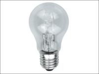 Eveready Lighting GLS ECO Halogen Bulb 70 Watt (92 Watt) ES/E27 Edison Screw Box of 1