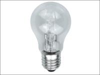 Eveready Lighting GLS ECO Halogen Bulb 105 Watt (133 Watt) ES/E27 Edison Screw Box of 1