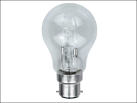 Eveready Lighting GLS ECO Halogen Bulb 105 Watt (133 Watt) BC/B22 Bayonet Cap Box of 1