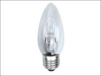 Eveready Lighting Candle ECO Halogen 28 Watt (36 Watt) ES/E27 Edison Screw Box of 1