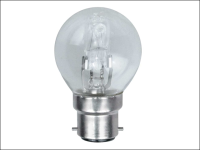 Eveready Lighting G45 ECO Halogen Bulb 28 Watt (36 Watt) BC/B22 Bayonet Cap Box 1