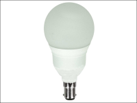 Eveready Lighting Soft Lite Mega Globe Low Energy Lamp 11 Watt SBC/B15 Small Bayonet Cap