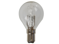 Eveready Lighting G45 ECO Halogen Bulb 42 Watt (54 Watt) SBC/B15 Small Bayonet Cap Card 2