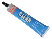 Evo-Stik Multi-Purpose Clear Adhesive Small Tube 32g
