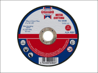 Faithfull Cut Off Disc for Metal 100 x 3.2 x 16mm
