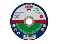 Faithfull Cut Off Disc for Stone 100 x 3.2 x 16mm