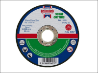 Faithfull Cut Off Disc for Stone 115 x 3.2 x 22mm