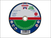 Faithfull Cut Off Disc for Stone 230 x 3.2 x 22mm