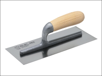 Faithfull 820 Plasterers Finishing Trowel Stainless Steel 11in x 4.1/2in