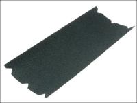 Faithfull Aluminium Oxide Floor Sanding Sheets 203 x 475mm 120g