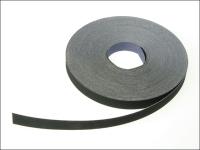 Faithfull Aluminium Oxide Cloth Roll 50m x 25mm 60g