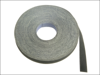 Faithfull Emery Cloth Roll 50m x 25mm Grade 1 1/2