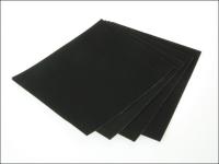 Faithfull Emery Cloth Sheet 230 x 280 mm Grade 1 1/2 (25)