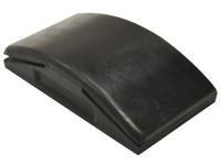 Faithfull Rubber Sanding Block 125mm