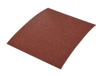 Faithfull Palm 1/4 Sheet Sander Sheets 115 x 140mm Coarse (Pack of 5)