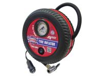 Faithfull Tyre Inflator 12v Low Volume