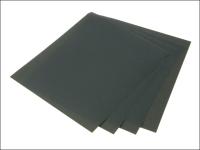 Faithfull Wet & Dry Paper Sheets 230 x 280mm C120 (25)